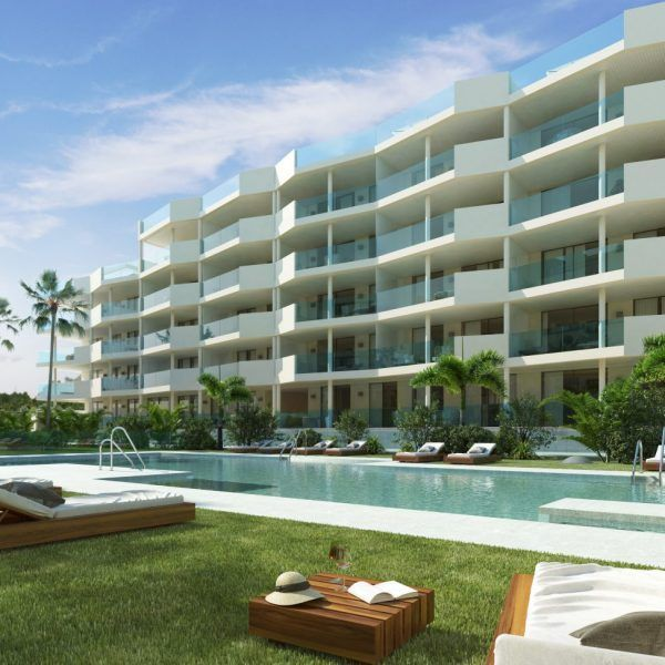 apartments for sale on the beach