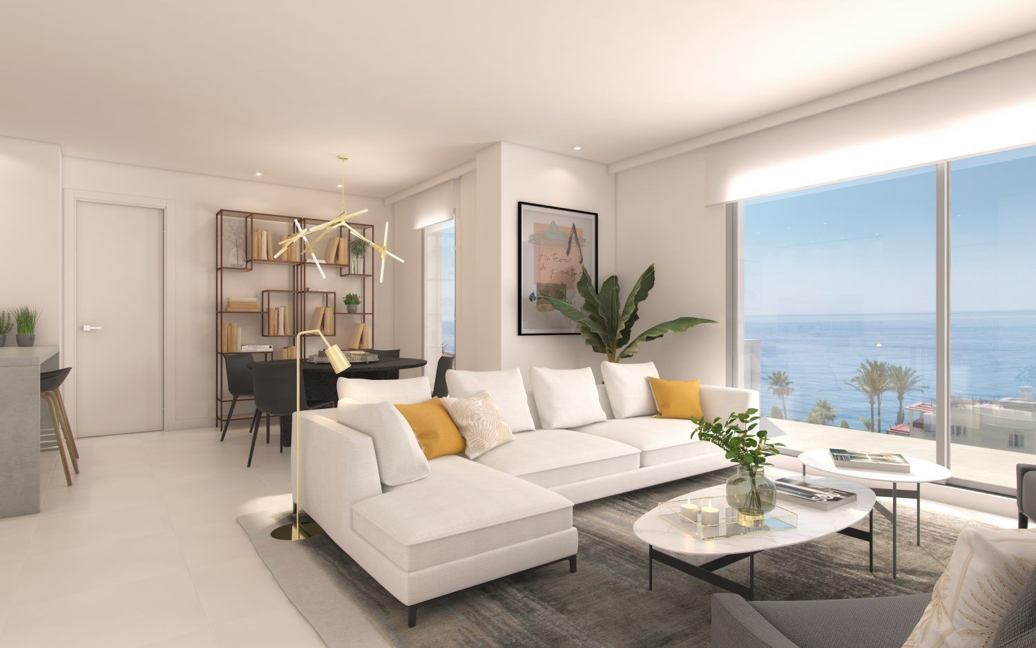 a view of luxury real estate agents in costa del sol